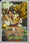 """Movie Posters:Adventure, Sandokan the Great (MGM, 1965). One Sheet (27"""" X 41""""). Action.Directed by Umberto Lenzi. Starring Steve Reeves, Jacqueline ..."""