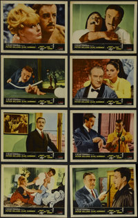 """A Shot in the Dark (United Artists, 1964). Lobby Card Set of 8 (11"""" X 14""""). Comedy. Directed by Blake Edwards..."""