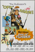 "Movie Posters:Comedy, Son of Flubber (Buena Vista, 1963). One Sheet (27"" X 41""). Comedy. Directed by Robert Stevenson. Starring Fred MacMurray, Na..."
