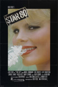 "Movie Posters:Drama, Star 80 (Warner Brothers, 1983). One Sheet (27"" X 41""). Drama. Directed by Bob Fosse. Starring Mariel Hemingway, Eric Robert..."