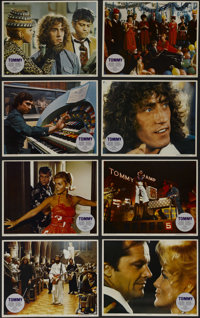 "Tommy (Columbia, 1975). Lobby Card Set of 8 (11"" X 14""). Musical. Directed by Ken Russell. Starring The Who, A..."