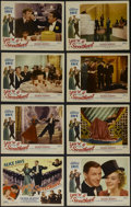 """Movie Posters:Musical, You're a Sweetheart (Realart, R-1948). Lobby Card Set of 8 (11"""" X14""""). Musical Comedy. Directed by David Butler. Starring A...(Total: 8 Items)"""