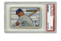 Baseball Cards:Singles (1950-1959), 1951 Bowman Mickey Mantle #253 PSA EX 5. Few cardboards ih the hobby will ever approach the massive appeal of a PSA-graded ...
