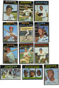 Baseball Cards:Sets, 1971 Topps Baseball Complete Set (752). The 1971 Topps baseball series consists of 752 cards. High numbered cards #644-752 ...
