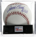 "Autographs:Baseballs, Johnny Bench ""ROY 68"" Single Signed Baseball, PSA Mint+ 9.5. Unique inscription baseball from the HOF staple for the Reds, ..."