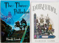 Books:Science Fiction & Fantasy, Harold Lamb. Two Books, including: Durandal and The Three Palladins. West Kingston: Donald M. Grant, 1981, 1... (Total: 2 Items)