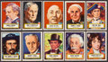 "Non-Sport Cards:Lots, 1952 Topps ""Look N' See"" Collection (73). ..."