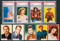 "Non-Sport Cards:Lots, 1953 Topps ""Who-Z-AT Star?"" Collection (127). ..."