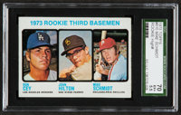 1973 Topps Mike Schmidt/Cey Rookie #615 SGC 70 EX+ 5.5