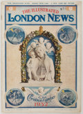 Books:Periodicals, The Illustrated London News, November 28, 1932. Folio.Publisher's printed wrappers. Mild tears and toning, else verygo...