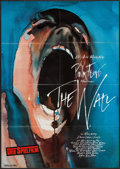 "Movie Posters:Rock and Roll, Pink Floyd: The Wall (Neue Constantin Film, 1982). German A1 (23.5""X 33""). Rock and Roll.. ..."