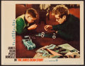 """Movie Posters:Documentary, The James Dean Story (Warner Brothers, 1957). Lobby Card (11"""" X 14""""). Documentary.. ..."""