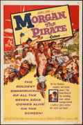 """Movie Posters:Adventure, Morgan the Pirate (MGM, 1961). One Sheet (27"""" X 41""""). Adventure....."""