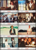 """Movie Posters:Sports, The Natural (Tri-Star, 1984). German Lobby Cards (11) (9"""" X 13""""). Sports.. ... (Total: 11 Items)"""