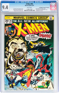 Bronze Age (1970-1979):Superhero, X-Men #94 Don/Maggie Thompson Collection pedigree (Marvel, 1975)CGC NM 9.4 White pages....