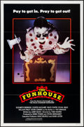 """Movie Posters:Horror, The Funhouse (Universal, 1981). International One Sheet (27"""" X 41""""). Horror.. ..."""