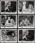 """Movie Posters:Animation, Lady and the Tramp & Other Lot (Buena Vista, R-1972). Photos (12) (8"""" X 10""""). Animation.. ... (Total: 12 Items)"""