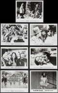"""Movie Posters:Adult, Linda Lovelace for President & Others Lot (General Film, 1976). Photos (56) & Color Photo (8"""" X 10""""). Adult.. ... (Total: 57 Items)"""