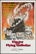 """Movie Posters:Action, Master of the Flying Guillotine (Seymour Borde, 1975). One Sheet (27"""" X 41""""). Action.. ..."""