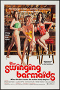 """Movie Posters:Sexploitation, The Swinging Barmaids & Others Lot (Premiere Releasing, 1975).One Sheets (6) (27"""" X 41""""). Sexploitation.. ... (Total: 6 Items)"""
