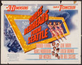 """Movie Posters:Musical, Those Redheads from Seattle (Paramount, 1953). Half Sheet (22"""" X 28"""") Style A. Musical.. ..."""