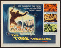 "Movie Posters:Science Fiction, The Time Travelers (American International, 1964). Half Sheet (22""X 28""). Science Fiction.. ..."