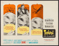 """Movie Posters:Foreign, Topkapi (United Artists, 1964). Half Sheet (22"""" X 28""""). Foreign.. ..."""
