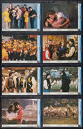 "Movie Posters:Sports, All the Right Moves (20th Century Fox, 1983). CGC Graded Lobby Card Set of 8 (11"" X 14""). Sports.. ... (Total: 8 Items)"
