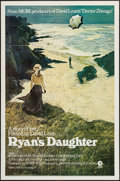 """Movie Posters:Drama, Ryan's Daughter (MGM, 1970). One Sheet (27"""" X 41"""") Style A. Drama....."""