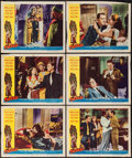 "Movie Posters:Musical, Casbah (Universal International, 1948). Lobby Cards (6) (11"" X 14""). Musical.. ... (Total: 6 Items)"