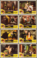 """Movie Posters:Adventure, The Son of Monte Cristo & Other Lot (United Artists &Eagle-Lion, 1940 & R-1947). Lobby Cards (3) & Lobby CardSet of 8 (11""""... (Total: 11 Items)"""