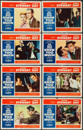 "Movie Posters:Hitchcock, The Man Who Knew Too Much (Paramount, 1956). Lobby Card Set of 8(11"" X 14""). Hitchcock.. ... (Total: 8 Items)"