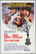 """Movie Posters:Crime, The Great Train Robbery & Others Lot (United Artists, 1979).One Sheets (195) (27"""" X 41""""), Window Cards (4) (14"""" X 22"""") &Un... (Total: 201 Items)"""