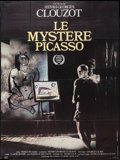 "Movie Posters:Documentary, The Mystery of Picasso (Lopert, R-1980s). French Grande (46"" X 61.5""). Documentary.. ..."