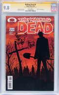 Modern Age (1980-Present):Horror, Walking Dead #6 Signed by Tony Moore (Image, 2004) CGC SignatureSeries NM/MT 9.8 White pages....