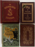 Books:Literature Pre-1900, William Shakespeare. Group of Four Illustrated Books ofShakespeare. Various publishers, circa 1880's to 2003. Illustratede... (Total: 4 Items)