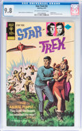 Bronze Age (1970-1979):Science Fiction, Star Trek #32 (Gold Key, 1975) CGC NM/MT 9.8 Off-white to white pages....