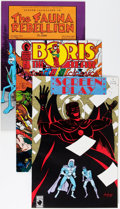 Modern Age (1980-Present):Miscellaneous, Modern Age Comics Short Box Group (Various Publishers, 1980s-90s) Condition: Average NM-....