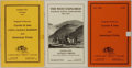 Miscellaneous:Catalogs, [Prints]. Group of Three Catalogs of Prints. Issued by Kipp's BayPrint House and Lyons Ltd. Antique Prints, two dated 1982....(Total: 3 Items)