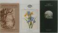Miscellaneous:Catalogs, [Prints]. Group of Three Catalogs of Prints. Issued by Sotheran'sof Sackville Street, American Fragments and Weinreb Archit...(Total: 3 Items)