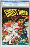 Golden Age (1938-1955):Western, Ghost Rider #3 (Magazine Enterprises, 1951) CGC FN+ 6.5 Off-whiteto white pages....