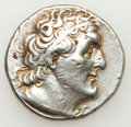 Ancients:Greek, Ancients: PTOLEMAIC EGYPT. Ptolemy II (285-246 BC). AR tetradrachm(14.25 gm). ...