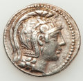 Ancients:Greek, Ancients: ATTICA. Athens. Ca. 168-50 BC. AR New Style tetradrachm(16.63 gm)....