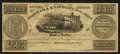 Canadian Currency: , Montreal, LC- Champlain & St. Lawrence Rail Road 2s.6d/50¢ Aug.1, 1837. ...