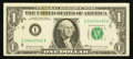 Error Notes:Ink Smears, Fr. 1903-I $1 1969 Federal Reserve Note. Very Fine.. ...