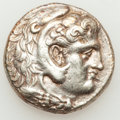 Ancients:Greek, Ancients: SELEUCID KINGDOM. Seleucus I Nicator (312-281 BC). ARtetradrachm (17.03 gm). ...