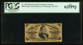 Fractional Currency:Third Issue, Fr. 1297 25¢ Third Issue PCGS New 62PPQ.. ...