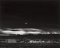 Photographs, ANSEL ADAMS (American, 1902-1984). Moonrise, Hernandez, New Mexico, 1941. Gelatin silver, probably between 1973-1977. 15...
