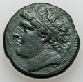 Ancients:Greek, Ancients: SICILY. Syracuse. Hieron II (275-215 BC). Æ 27mm (17.81gm). ...