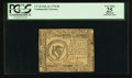 Colonial Notes:Continental Congress Issues, Continental Currency July 22, 1776 $8 PCGS Apparent Very Fine 25.....